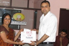 iice-college-udaipur-Dr-jayshree-jain-with-fusion-outsourcing